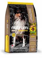Nutram DOG GRAIN-FREE Turkey,Chiken,Duck 11.34 кг - беззерновой корм для собак (индейка/курица/утка)