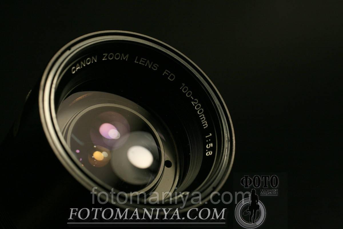 Canon FD 100-200mm f5,6