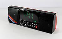 Моб.Колонка SPS WS 1515 BT+ Clock  40