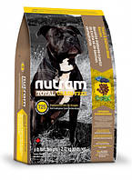 Nutram DOG GRAIN-FREE Salmon & Trout 11.34 кг - беззерновой холистик корм для собак (лосось/форель)