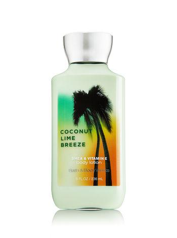 Лосьон для тела Bath&Body Works Coconut Lime Breeze