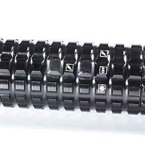 Дубинка - фонарь - шокер Police CN X8 Черный светодиодный  бита для самообороны, фото 2