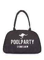 Городская сумка-саквояж POOLPARTY