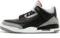 Air Jordan Retro 3 Black