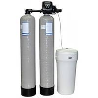 Фильтр умягчения воды непрерывного действия Clack ИОН 1354 TWIN