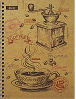 Блокнот А5 Мицар Кофейня 50 листов, 233834