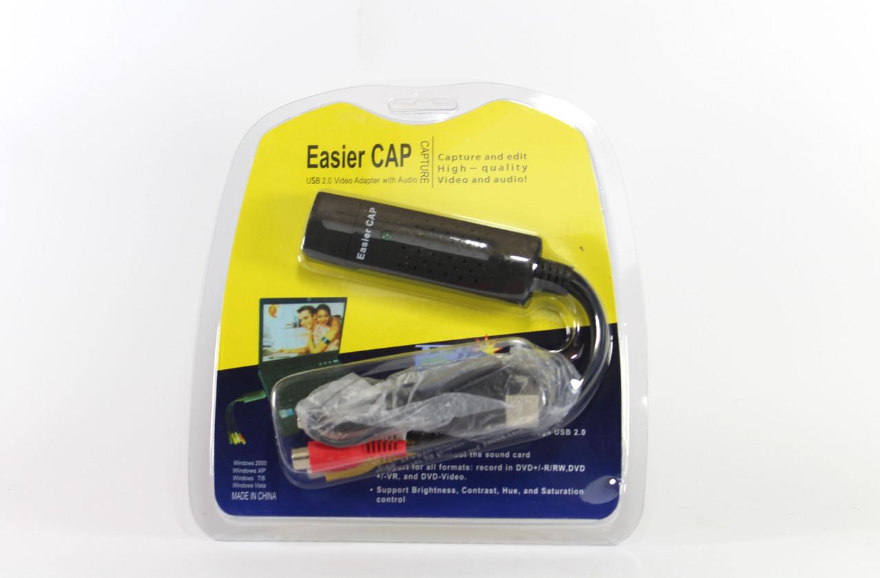 Регистратор Easy cap 1ch  100