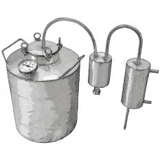 Дистилляторы Kruchen