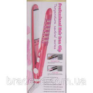 Утюжок для волос Kemei KM-1295, фото 2
