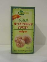 Эфирное масло «Мускатного ореха»  5 мл