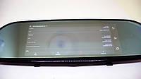 """Автомобильный регистратор-зеркало DVR A6 7"""" + камера заднего вида, фото 3"""