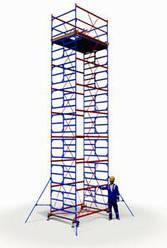 Вышка тура ПСРВ 2,0х2,0м комплект (7+1), рабочая высота 11,0м