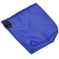 Сумка для лакомств при обучении и тренировки собак,Coastal МАГНЕТИК ТРИТ, на магнитах, синий цвет