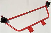 Растяжка задняя Заз 1102-1105 RIKKAR (трапеция красная с подушками, со сгоном)