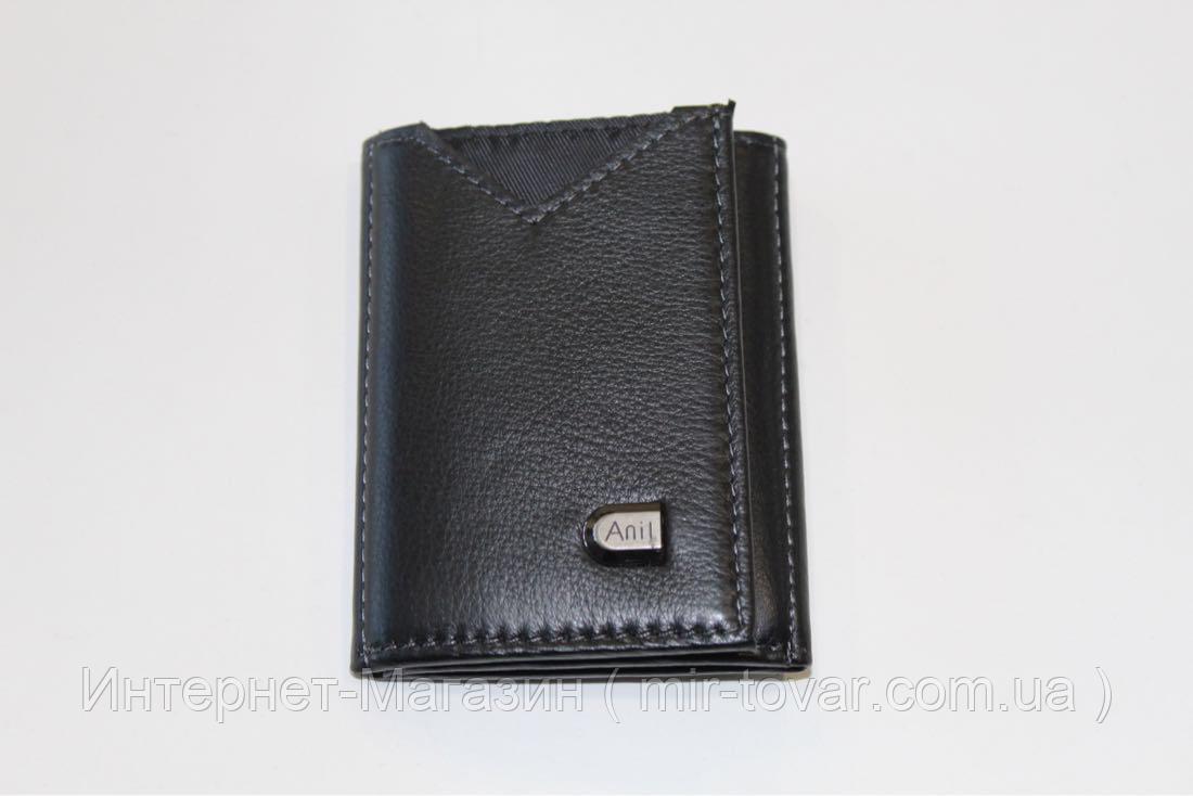7a9ccb48576a мужской маленький кошелек кожаный Anil - Интернет-Магазин ( mir-tovar.com.