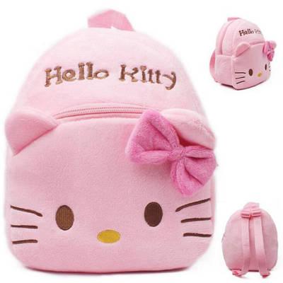 Детский рюкзак Хелоу Китти (Hello Kitty) розовый