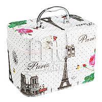 Чемодан, сумка, кейс для косметики, большой П-Р