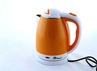 Чайник MS 5022 Оранжевый 220V/1500W  ТОЛЬКО ЯЩИКОМ!!!   12