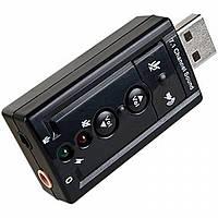 Звуковая плата Dynamode C-Media USB 8 3D RTL