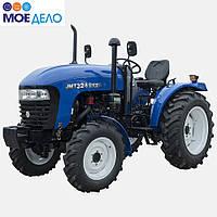 Трактор JMT3244HXR мощностью 24 л.с., полный привод, 3-цил. диз. двигатель