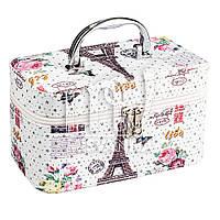 Чемодан, сумка, кейс для косметики, маленький П-Б