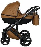 Детская коляска универсальная 3 в 1 Verdi Mirage 07 brown (Верди Мираж, Польша)