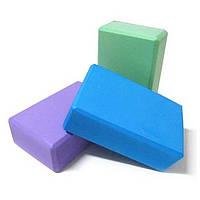 Блок,кирпич для йоги EVA