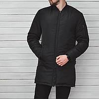 Куртка, бомбер, демисезонная, мужская, весенняя, осенняя