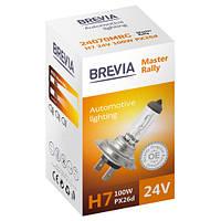 Галогенные лампы Brevia H7 24V MASTER RALLY