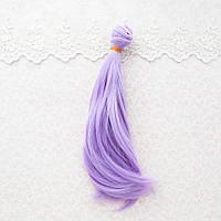 Волосы для Кукол Легкая Волна АМЕТИСТ 20 см