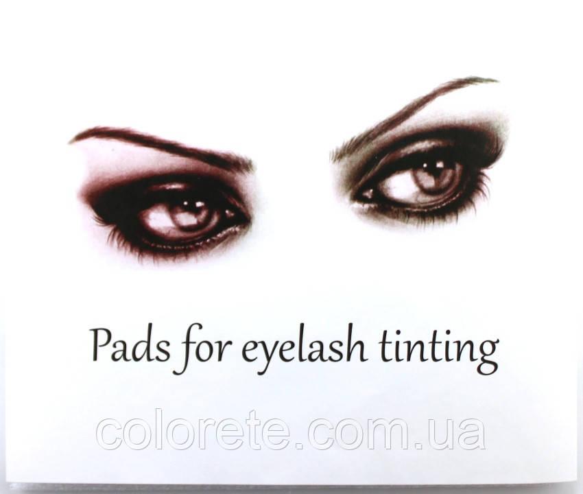 Подкладки под глаза Beautyhall, 100 шт (50 пар)