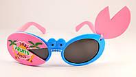 """Детские очки """"Крабик"""" (Р5013 роз-гол), фото 1"""