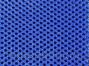 Сітка сумочно-взуттєва на поролоні артекс (airtex) колір електрик