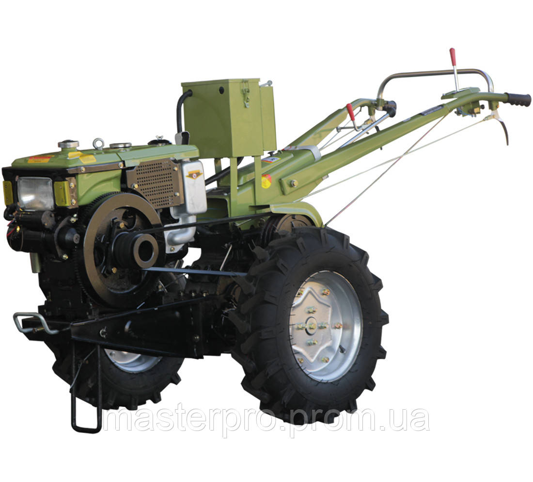 Мотоблок дизельный Кентавр МБ1010Е-5