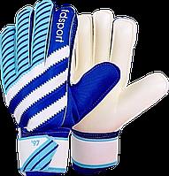 Перчатки вратарские c защитными вставками FDSport (p. ,8,9,10), фото 1