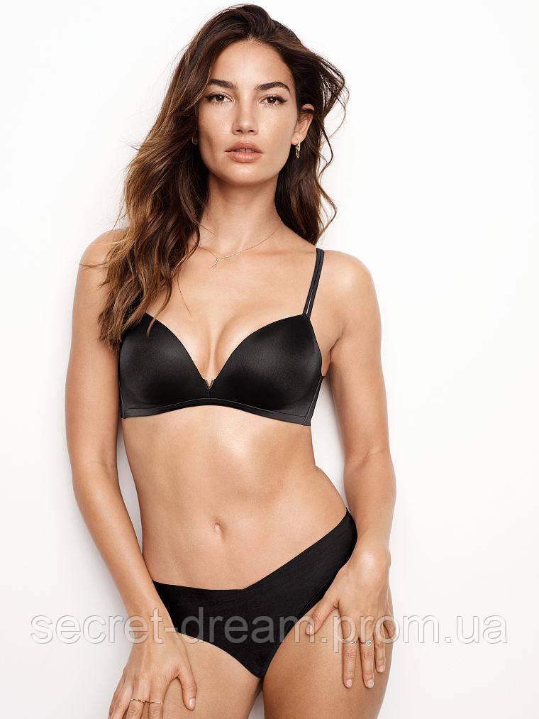 Трусики Victoria's Secret No Show Mesh-Back Cheeky Panty (M)
