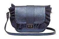 Женская кожаная сумка кросс-боди, на плечо модель 2018 года.