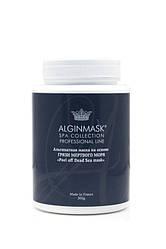 Elitecosmetics Альгинатная маска для лица на основе Грязи мертвого моря 200 мл Код 4529