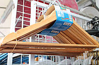 Тремпель деревянный натуральный, производство Китай