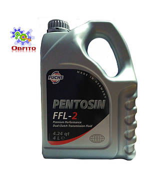 Масло трансмиссионное  Fuchs Pentosin FFL -2, 4л