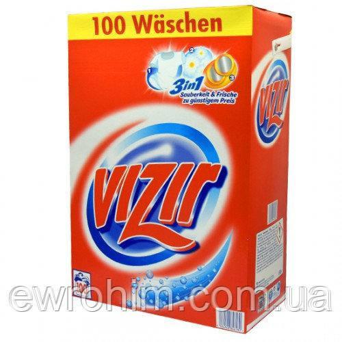 Універсальний пральний порошок Gamma (Vizir) 6.5 кг, 100 прань
