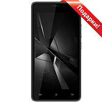 """✸Смартфон 5"""" CUBOT H3 3/32GB Black 4 ядра камера 13 Мп 6000 mAh Android 7.0 автофокус гнутое стекло 2.5D"""