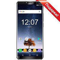 """☛Смартфон 6"""" Oukitel K6 6/64GB Black Helio P23 камера 23 Мп автофокус 6300 mAh Android 7.0 гнутое стекло 2.5D"""