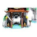 """Конструктор Ниндзяго NINJAGO """"Остров тигриных вдов"""", 448 дет. (Lego 70604), фото 3"""