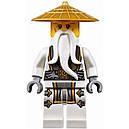 """Конструктор Ниндзяго NINJAGO """"Остров тигриных вдов"""", 448 дет. (Lego 70604), фото 6"""