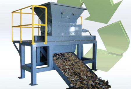 Б/у обладнання для вторинної переробки