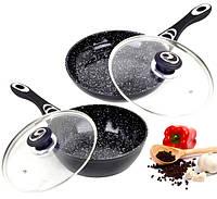 Сковороды из литого алюминия