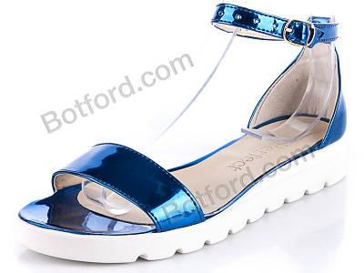 Босоножки Ailinda 802 blue синий