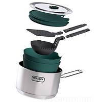 Посуда STANLEY COOK - набор походной посуды 1,5L стальной 10-01715-002