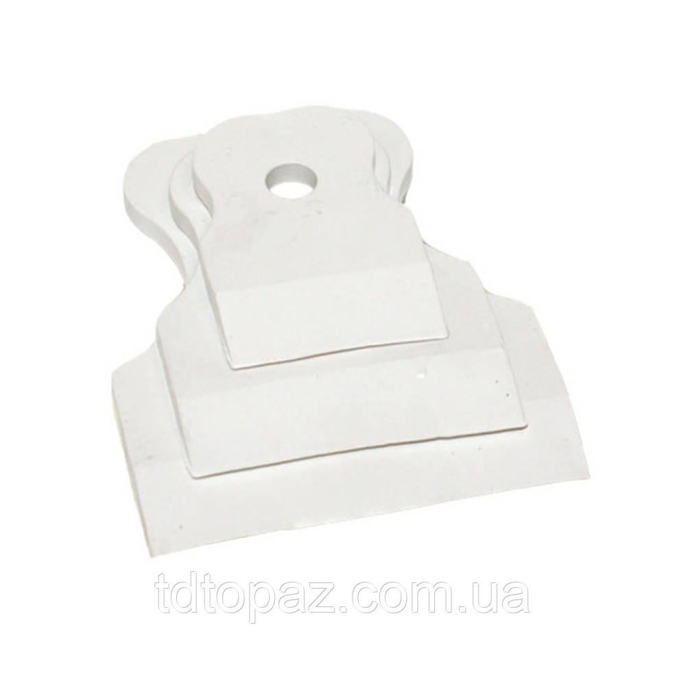 Набор шпателей резиновых (3 шт)